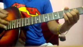 learn WAADA (RAETH) on guitar