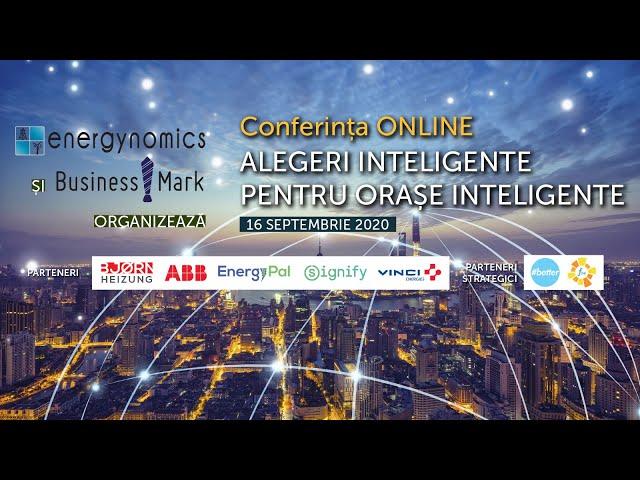 Alegeri inteligente pentru orașe inteligente - partea 1 - Energynomics și BusinessMark