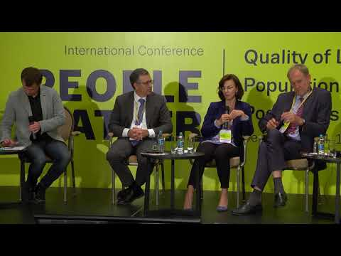 Day 2, Panel discussion 7:  International organisations and population wellbeing