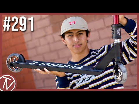Custom Build #291 │ The Vault Pro Scooters