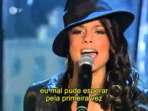 Alicia Keys  You Dont Know My Name Traduzida Legendado