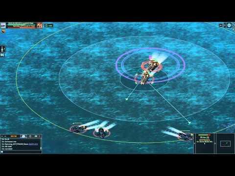Battle Pirates - Rhino Rampage - Base hits & fleet vs fleet