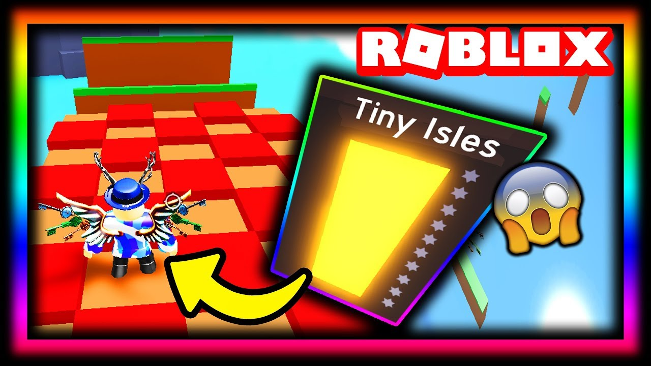 Finish The Obby To Earn Lot Of Rs Roblox Guide How To Beat Tiny Isles In Adopt Me Hardest Obby Roblox Cute766