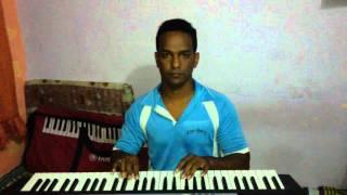 Mere baya ka naam n kalulach pani...keyboard master Prashant(Ghost Rider)