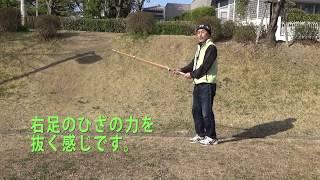 剣道講座:面(メン)の打ち込み方:古武術を現代剣道に活かす。新・剣道指導法 KENDO ハリー・ヨシダ(錬士六段)