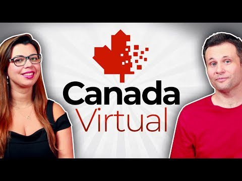 CANADÁ VIRTUAL CHEGOU!