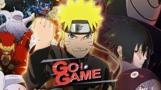 Go!Game #70 - Especial Naruto Shippuden Ultimate Ninja Storm 3