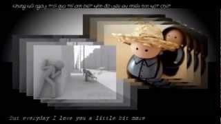 [Lyric + Vietsub]  Love you more - JLS