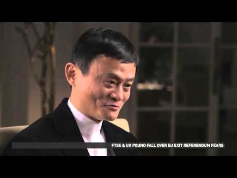 Jack Ma's legendary rise as founder of China's Alibaba