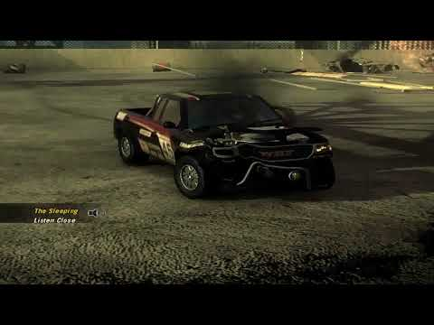 flatout 3 : derby 6 with replay with my car of nevada