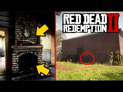 Catfish Jacksons Homestead SECRET STASH | Red Dead Redemption 2 EASY MONEY & FREE SHOTGUN Location!