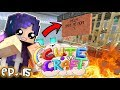 Meghan Went TOO FAR (Parkour to Save Rudolph) | CuteCraft Minecraft SMP - Ep. 15