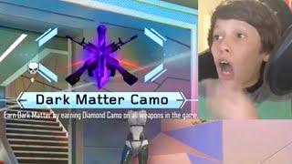 """BEST DARK MATTER REACTIONS! DARK MATTER """"UNLOCKED"""" REACTION (DARK MATTER REACTIONS BO3)"""