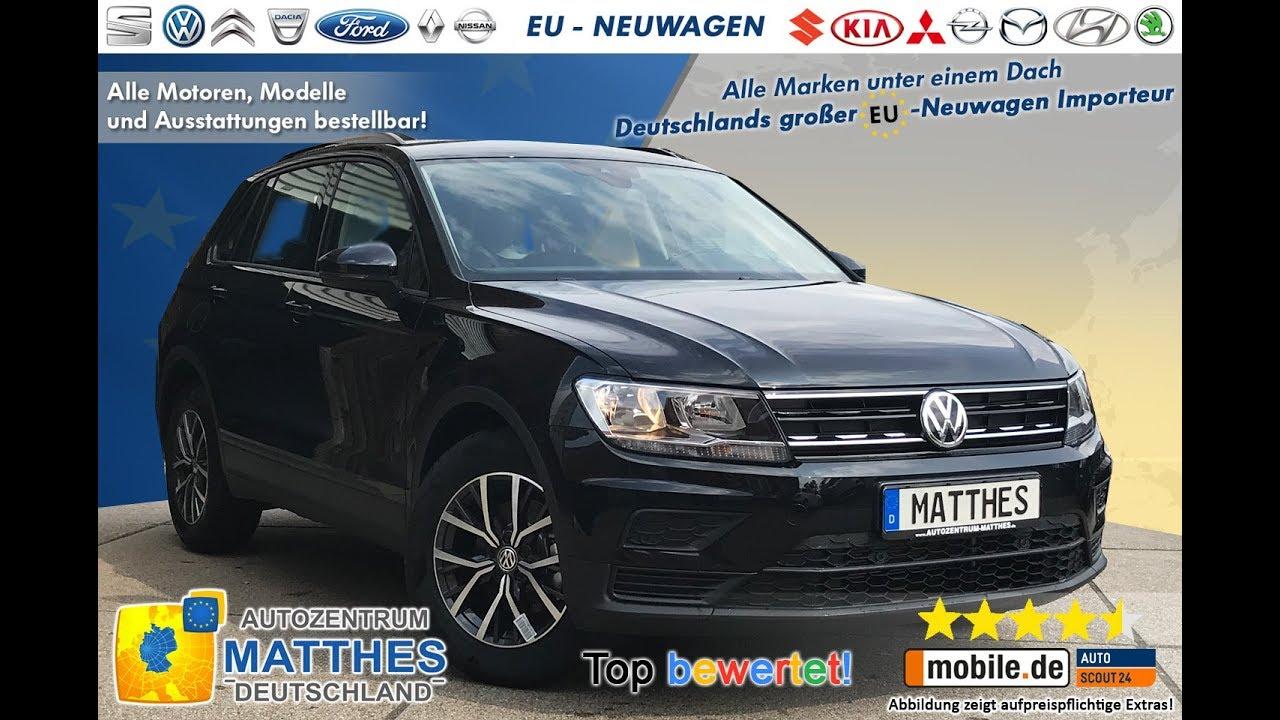 Volkswagen Tiguan 2019 Aktion Comfortline Pdc Vh 17alu Acc