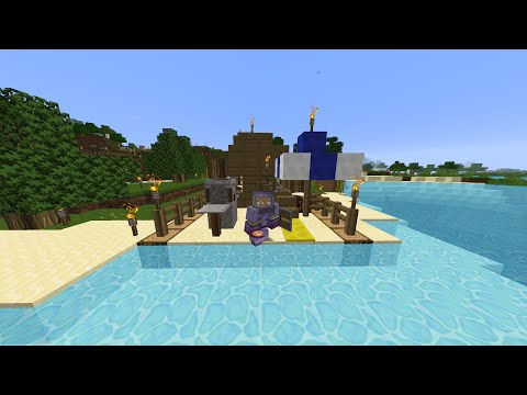 Beach Patio and Grill!!!! (UHC A CAPTAIN'S LIFE EPISODE 6)