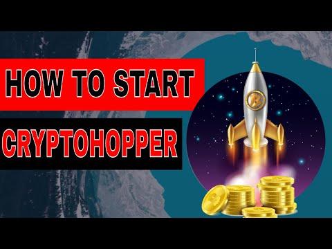 Wie Startet man mit dem Cryptohopper – Die Basic Einstellungen