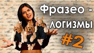 Фразеологизмы русского языка. Часть 2.