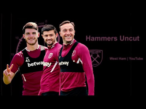 HAMMERS UNCUT | 19/20 OUTTAKES