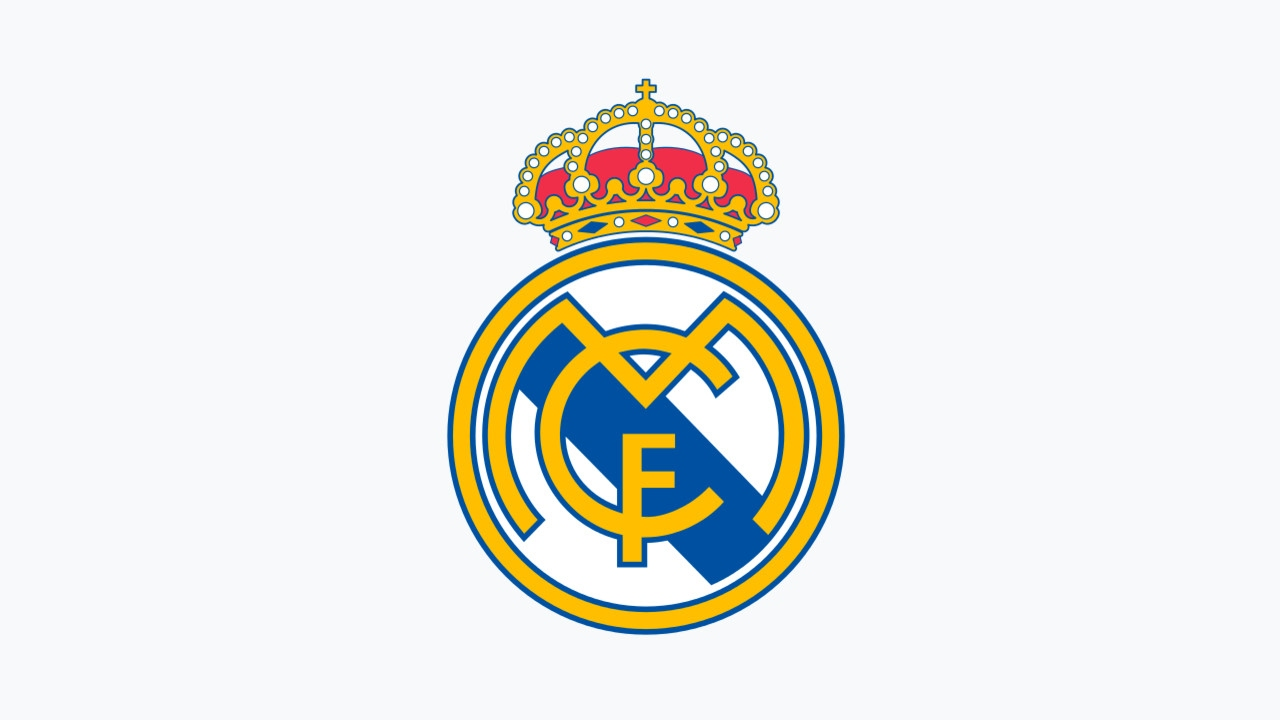 Real Madrid Logo Without Cross