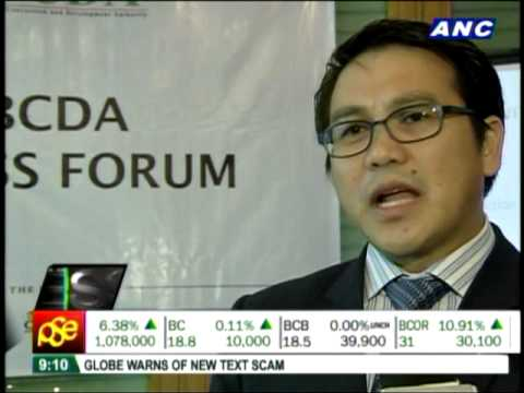 BCDA studies sale of stake in Bonifacio Global City
