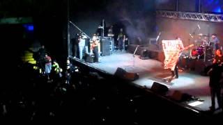 """La Beriso """"Venenosa"""",  """"Miras al cielo""""  Y """"Sueños"""" en el Estadio Malvinas Argentinas 22/03/2014"""