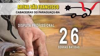 Vaquejada Arena São Francisco Disputa Professional