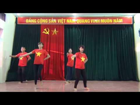 """Dân vũ: """"Đến với con người VIệt Nam"""""""