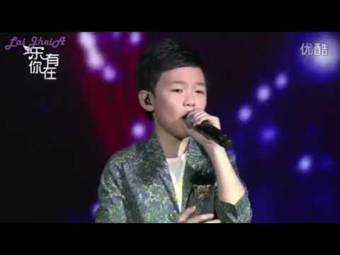 [PREDEBUT] NCT Dream Zhong Chenle Singing English Compilation