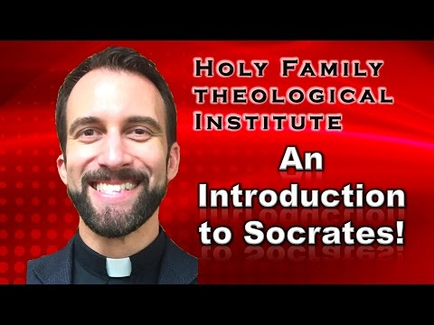 """""""An Introduction to Socrates"""" – Ancient Philosophy, Video 11"""