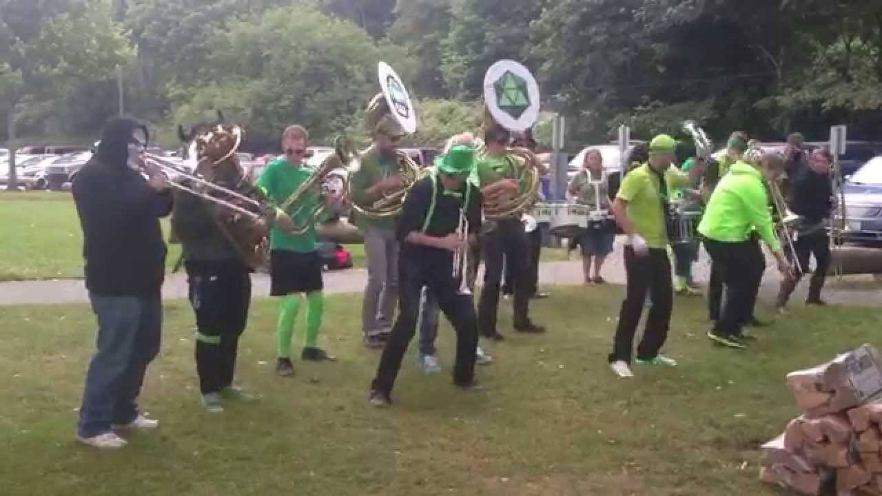 D20 Brass Band performs Team Fortress 2 theme at Reddit Meetup June 2014