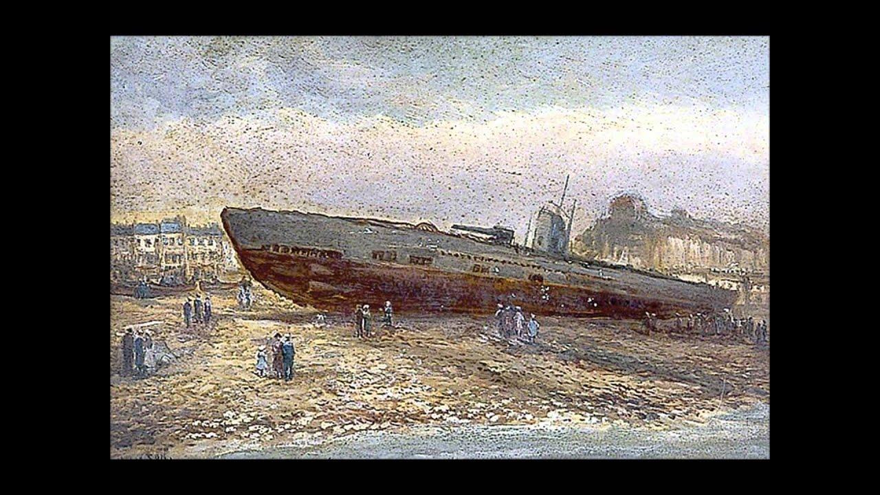 U boat 118 Hastings - YouTube