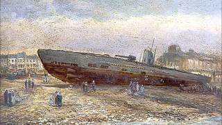 U boat 118 Hastings