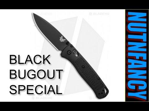 Special Tactical Blade BM Bugout