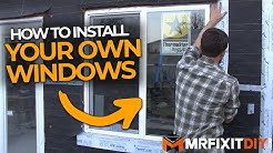 How to Install a New Window | New Construction | DIY Guide