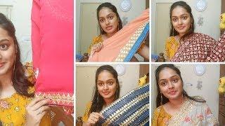 *Zatki.com* 2nd haul, New Collection   Designer Lehnga, Saree, Kurti & Gown All Indian Ethnic Wear👆