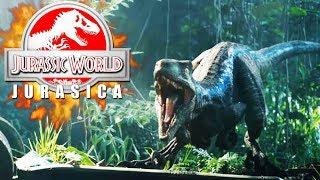 EL PRIMER DINOSAURIO DE JURASSIC WORLD! JURASSIC WORLD EVOLUTION JURASICA!