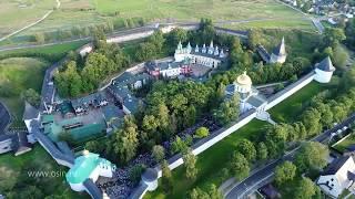 Успение Пресвятой Богородицы. Псково-Печерский монастырь - 2019