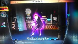 Michael Jackson: The Experience; Who Is It