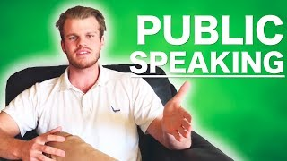 Major Keys To An Engaging Speech - For The Young Professional Ep. 5