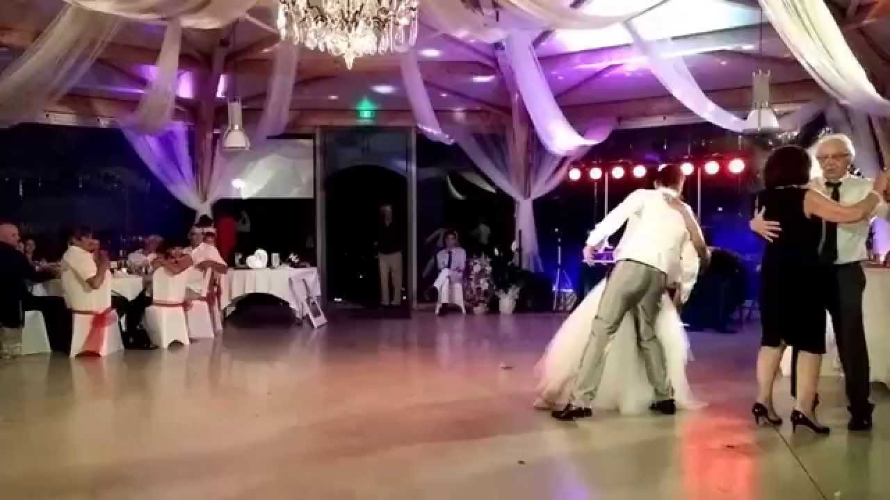 Ouverture de bal mariage danses de salon valse for Youtube danse de salon
