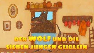 Mascha's Märchen - Der Wolf und die sieben jungen Geißlein (Folge 1)