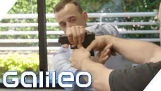 Kopfgeldjäger von Beruf: Die Bounty Hunter-Schule | Galileo | ProSieben