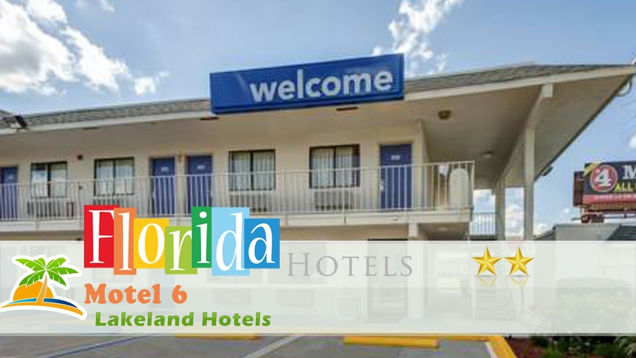 Motel 6 Lakeland Hotels Florida
