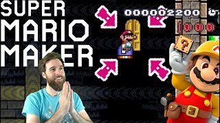 I Need to Enter You, Please | Wonderful Tuvoc Levels! [SUPER MARIO MAKER]