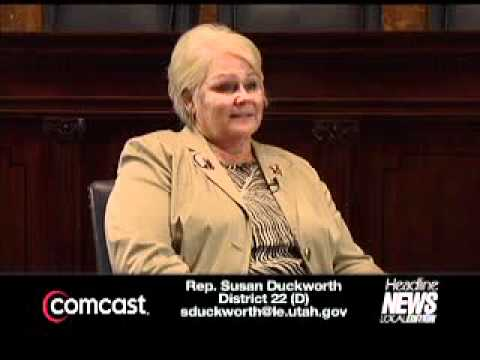 Rep Duckworth On Staying Involved