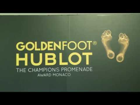 THE HUBLOT GOLDEN FOOT AWARD GOES TO IKER CASILLAS