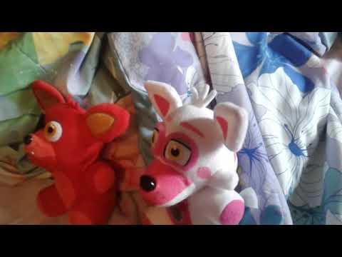Fnaf Plush Funtime Foxy Gets Bullied Part 1