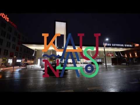Atidaryta Kauno autobusų stotis