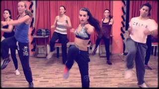 Zumba Fitness Choreography