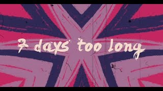 THE BREW – Seven Days Too Long (Official Lyric Video) | Napalm Records
